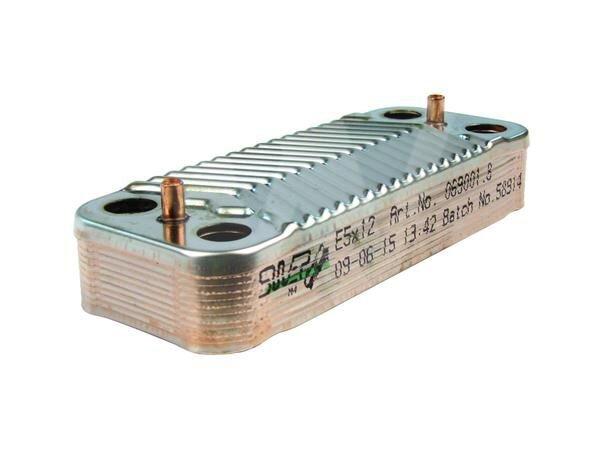 Теплообменник для vitodens 100 газовый котел какой теплообменник