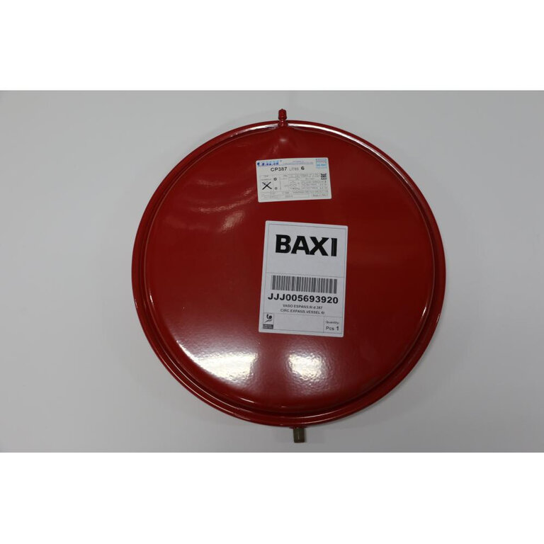 Расширительный бак 5693920 для котла Baxi Main Four 18, 240 F (Бакси Мэйн Фор)