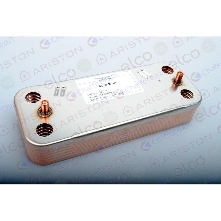 995945 теплообменник вторичный к котлу ariston uno цена кожухотрубчатый теплообменник конс